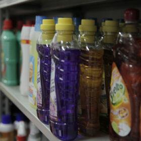 Pulizia e prodotti chimici